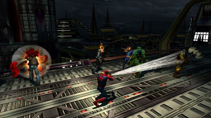 Marvel: The Ultimate Alliance