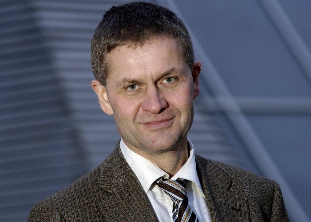 Miljøvern- og utviklingsminister Erik Solheim (SV).