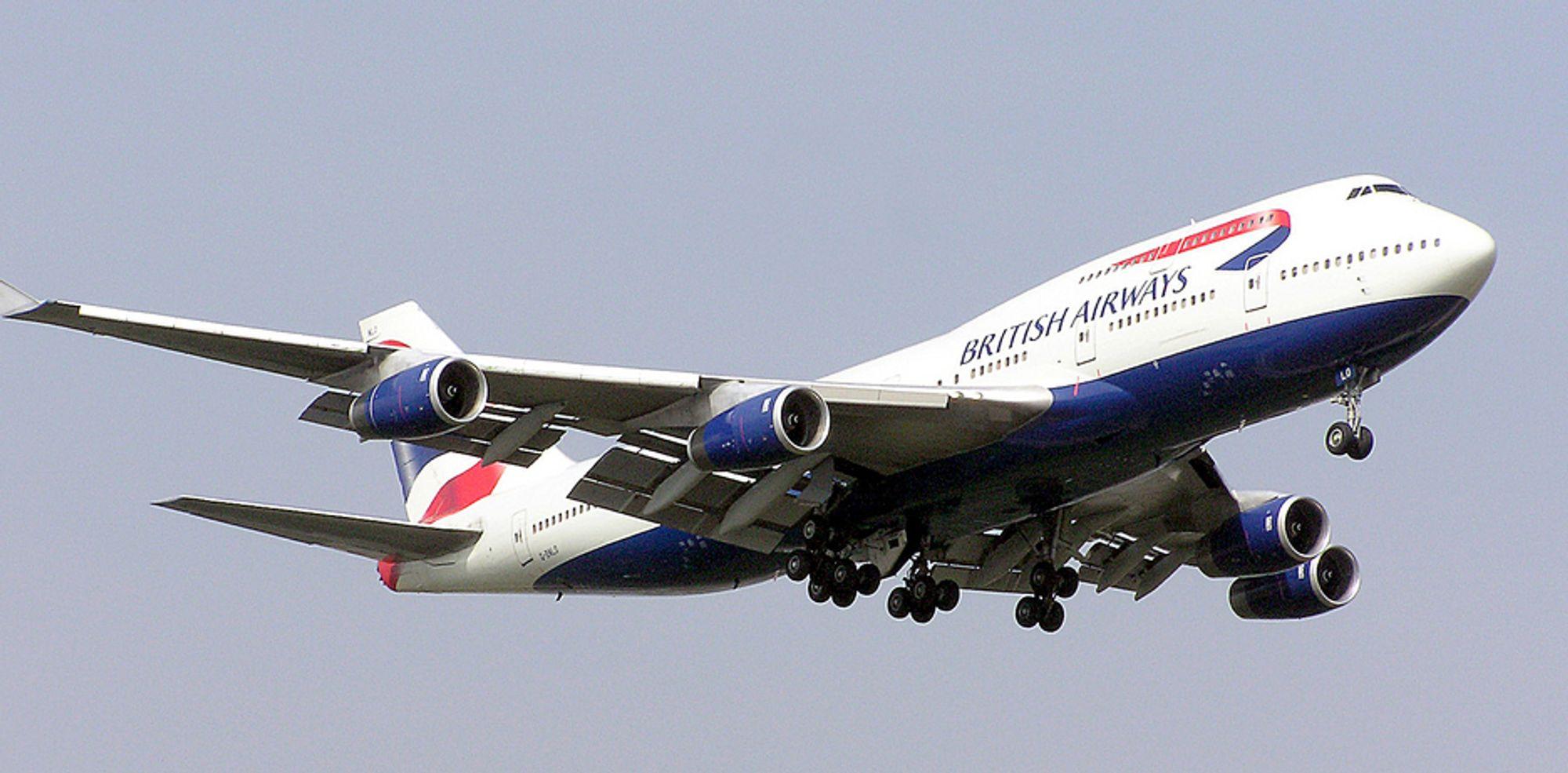 British Airways og Rolls-Royce utlyser anbudskonkurranse om å levere alternativt flydrivstoff.