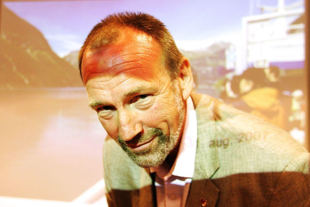 Direktør Agnar Aas og resten av NVE sier at det rekordstore elforbruket i 2007 gir grunn til å følge ekstra nøye med på utviklingen framover.