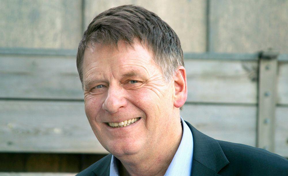 Arne Liverud (62) er ansatt som ny direktør i Industrikraft Midt-Norge AS.