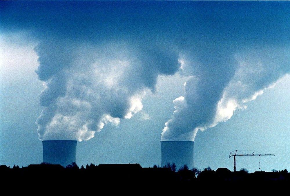KJERNEKRAFT: Kjernekraft er det største investeringsområdet i svensk elproduksjon. Likevel har de best miljø-image i Skandinavia.