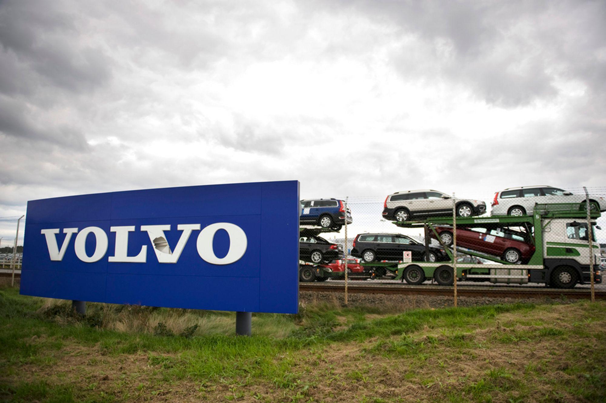Volvo Personvagnar varslet onsdag at salgssvikt og inntektstap gjør at den tradisjonsrike svenske bilprodusenten må kvitte seg med ytterligere 3.000 ansatte i Sverige.