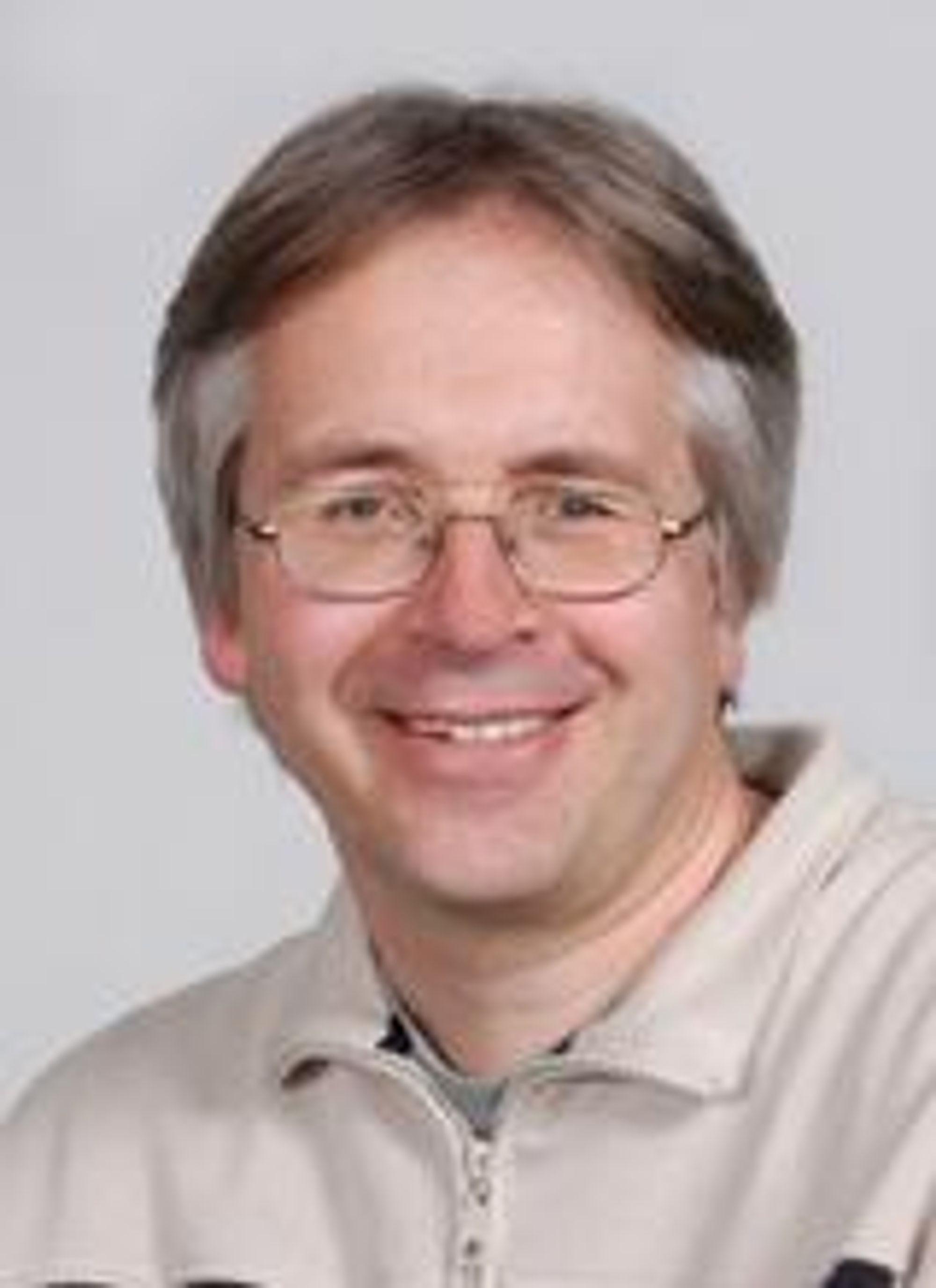 Tom Lindstrøm, professor i matematikk ved Universitetet i Oslo og leder av Norsk Matematikkråd.