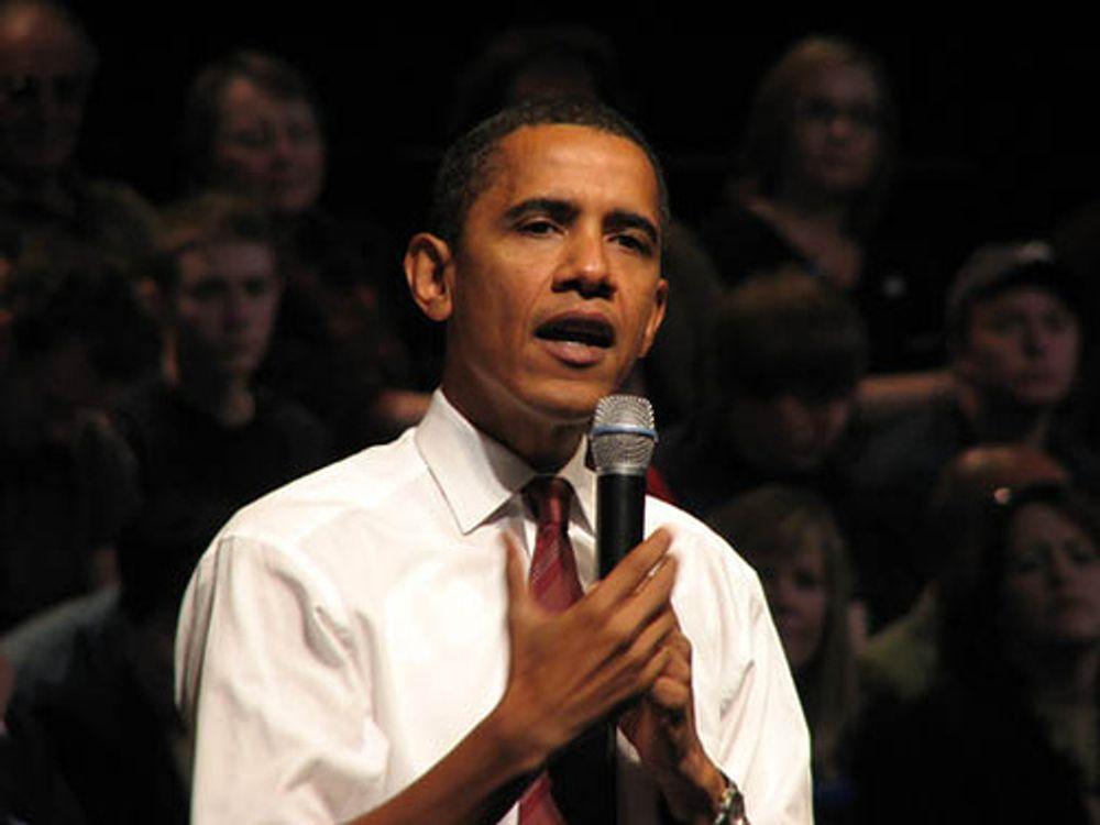 KLIMAHÅPET: Mange fester sin lit til at Obama skal løse flokene og få til en ny klimaavtale. Men da må han få gjennom klimaloven i USA først. En ny rapport viser at klimaloven er positiv for økonomien. Det kan kanskje hjelpe.