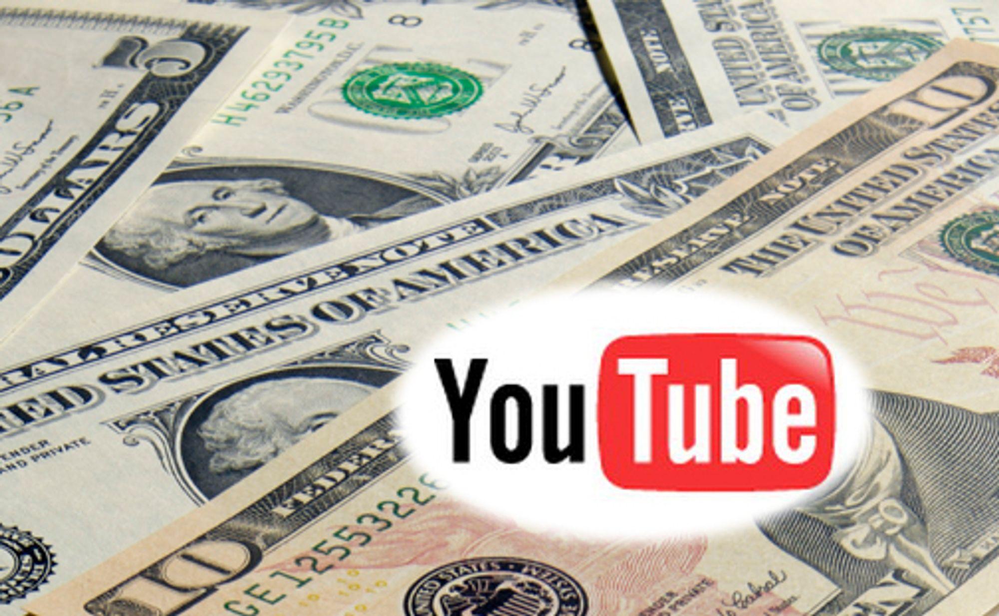 VERDIFULLE KLIKK: Jo flere som ser på dine egenproduserte videoer, desto mer penger vil du få. Nå skal det lønne seg å være kreativ hos YouTube.