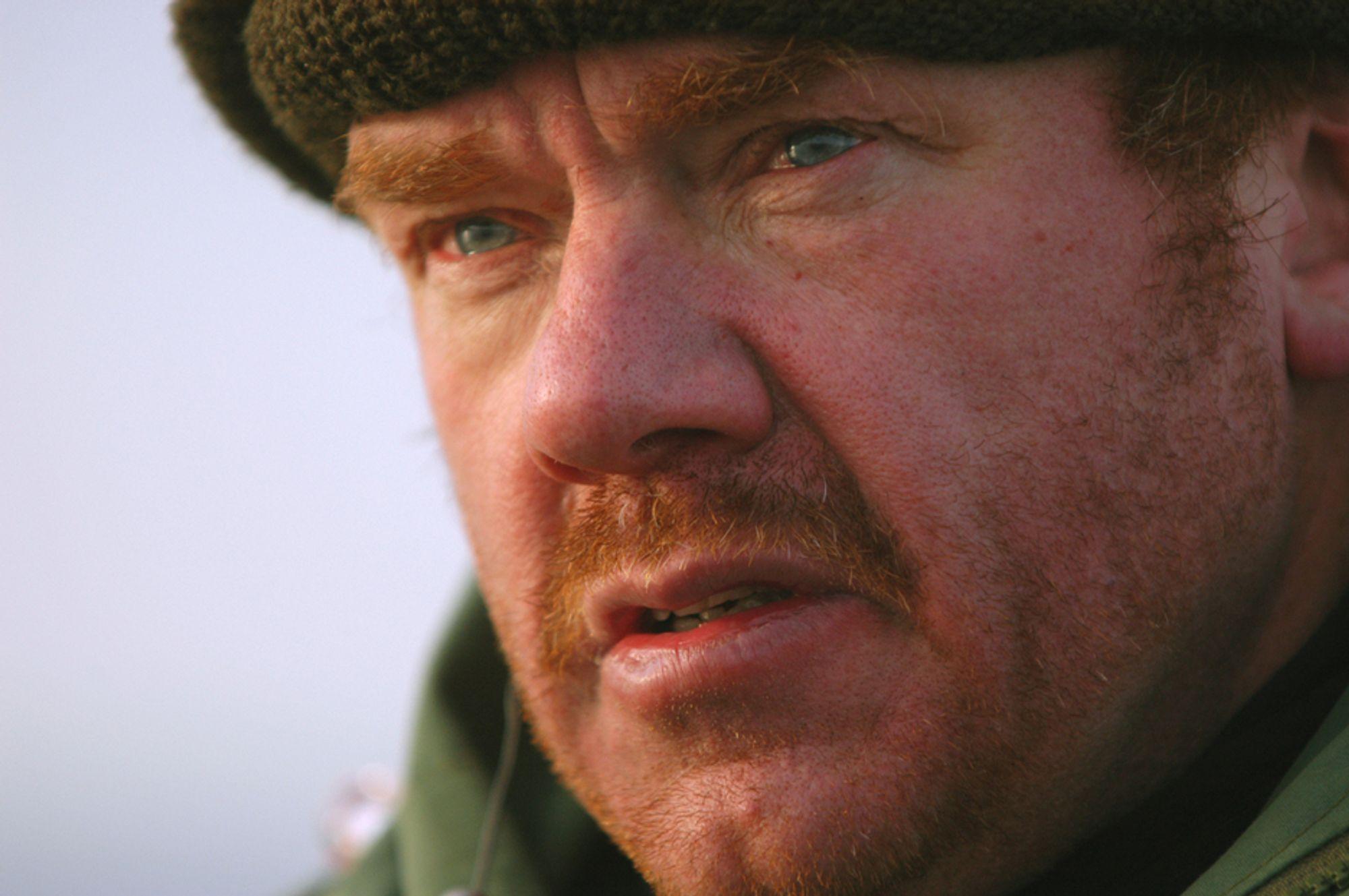 SIKRET: Norges Miljøvernforbund, her ved leder Kurt Oddekalv, klarte å samle inn nok penger til å unngå konkurs.
