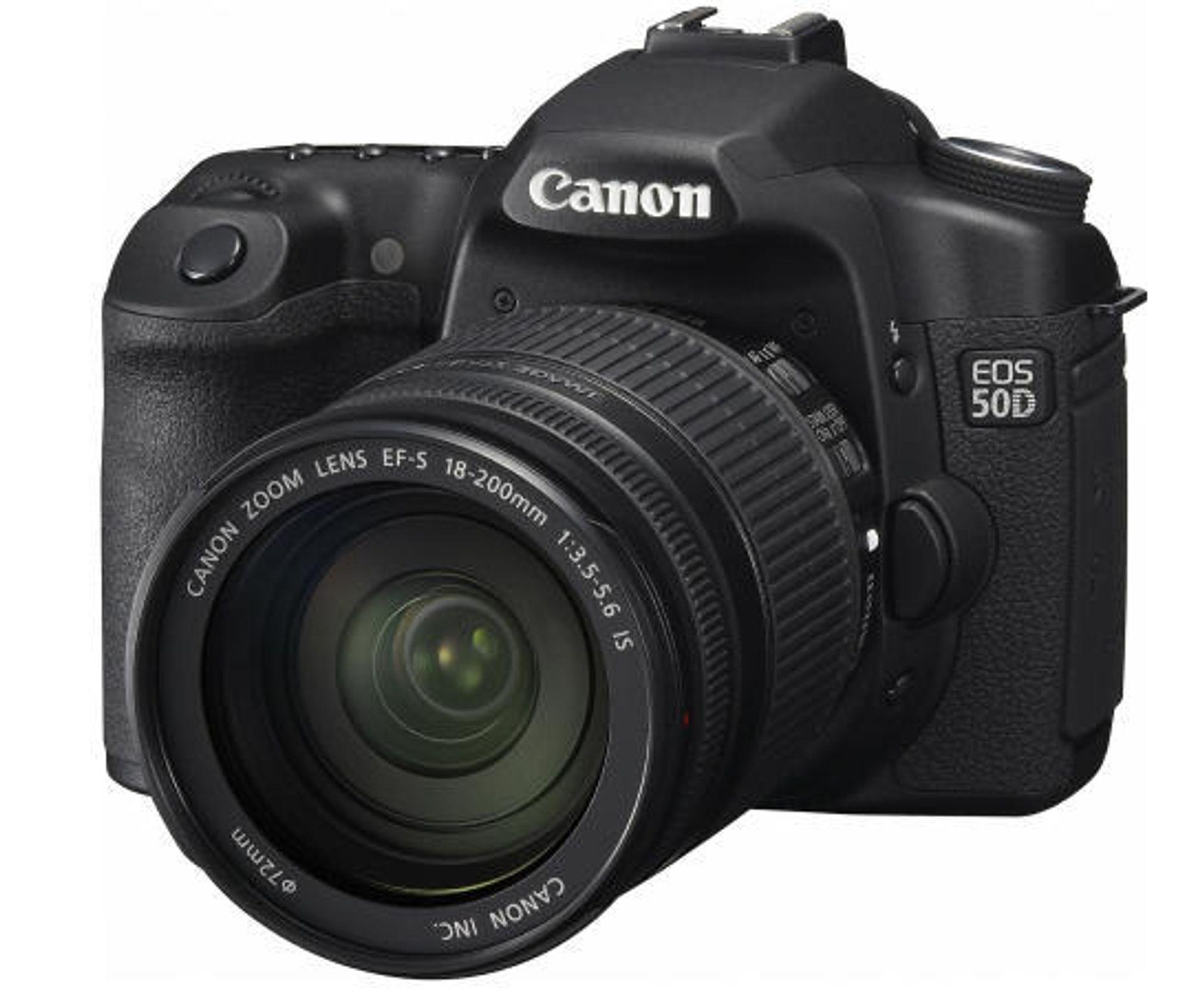 Canon 50D.