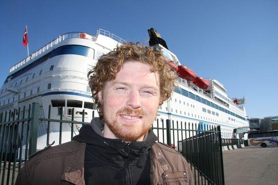 Olav Andreas Opdal i miljøstiftelsen Zero