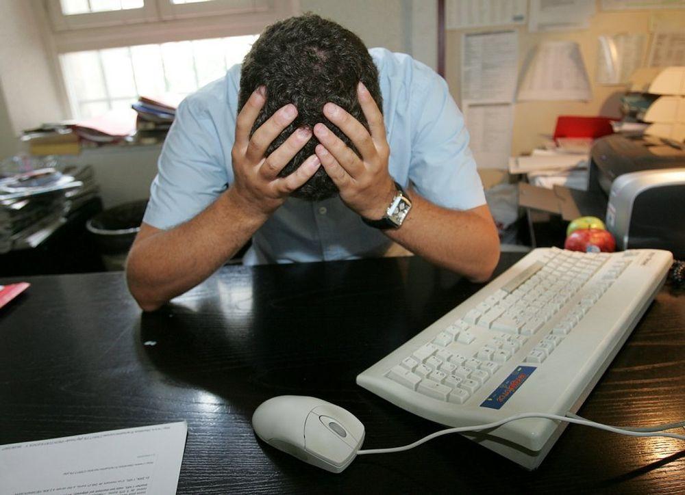 Arbeidsliv. Jobb. Karriere. Stress. Arbeidsmiljø. Konflikter. Kontroll. Utdanning. Studier. Overtid.