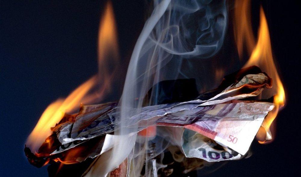 BRENNBART ÅR: 2008 slo alle rekorder for utbetalte brannerstatninger.