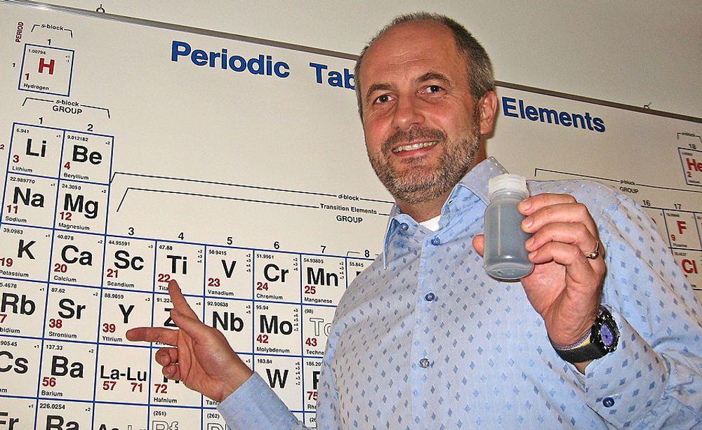 Flere kommuner venter spent på hvor direktør Petter Gjørvad og resten av styret i Norsk Titanium har tenkt å etablere den nye titaniumfabrikken.