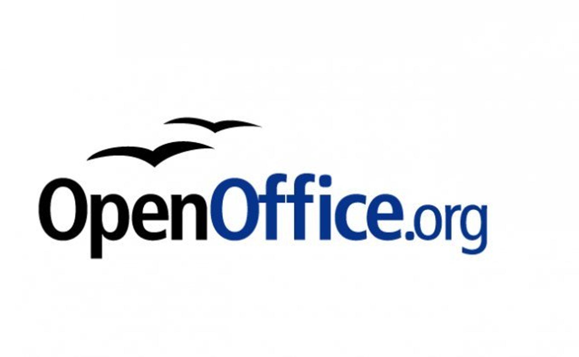 Open Office sin logo.
