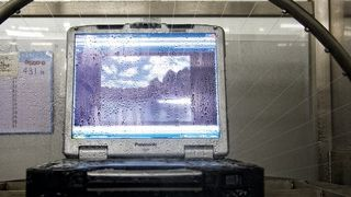 Japansk laptop-tortur