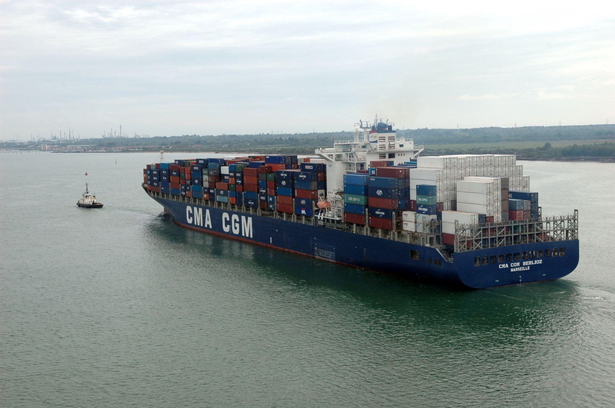 Skipsfartens andel av verdens totale klimautslipp utgjør tre prosent.  Men skipsfarten øker og tiltak må settes inn, fastslår en norsk rapport.
