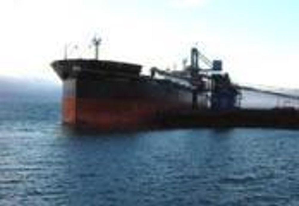FORURENSER: Skip er en av de store forurensningskildene til utslipp av NOx.