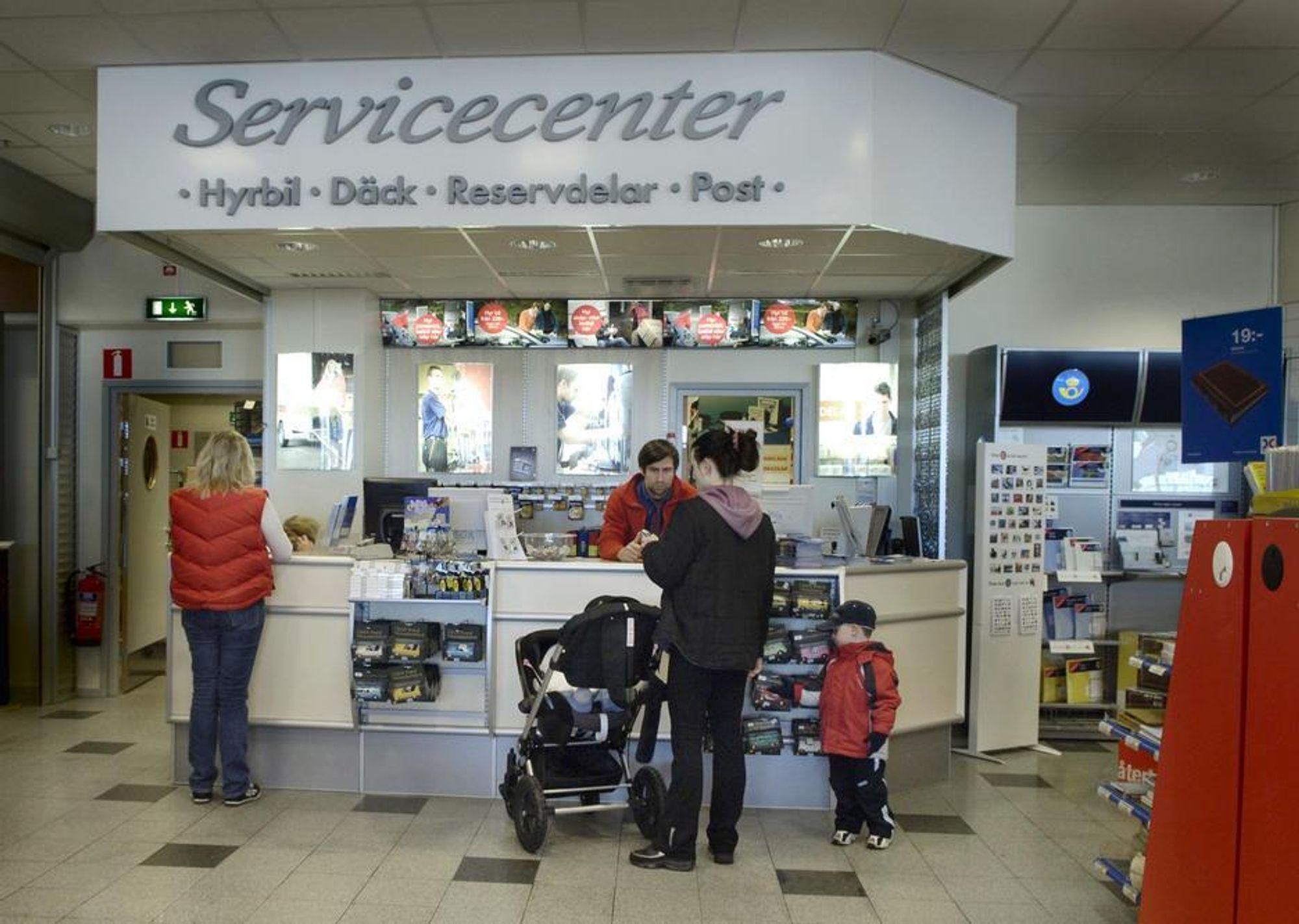 Først ut. Svenske bensinstasjoner blir de første til å ta i bruk en nyutviklet kortplattform fra EDB.