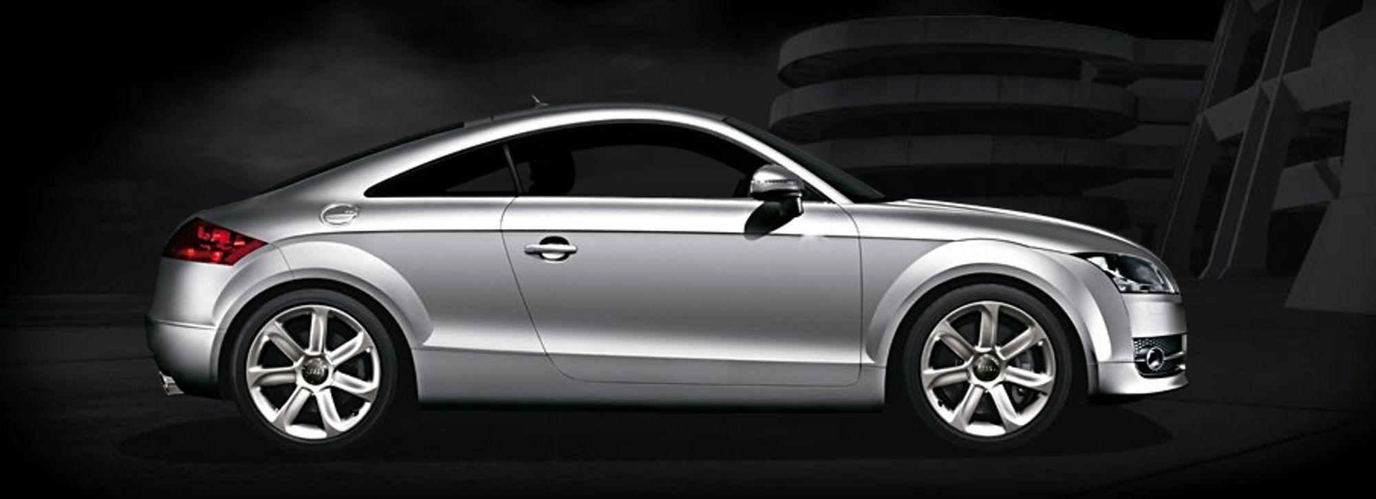 Audi TT med dieselmotor kommer til Norge i august.