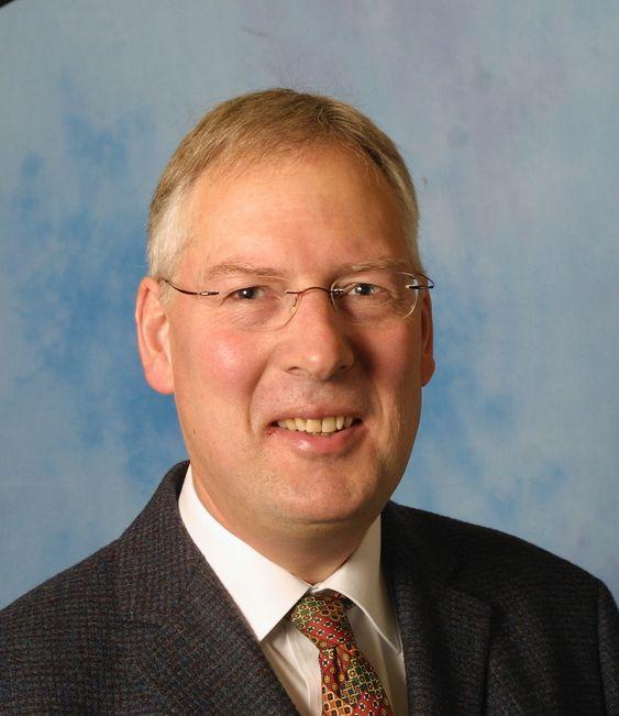 Direktør Lars Hauk Ringvold, leder for Hydros byggsystemvirksomhet.