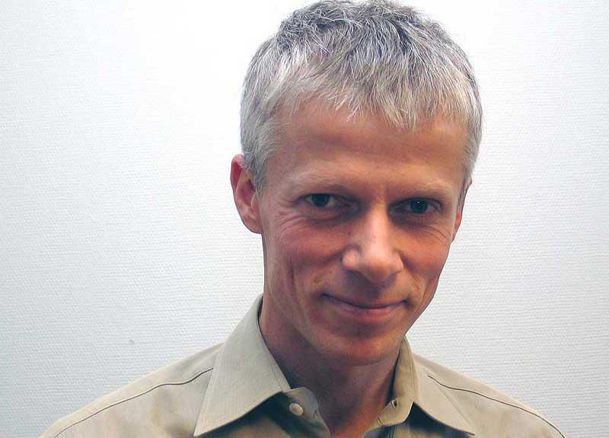 "Hans Christian Holte (42), direktør i Direktoratet for forvaltning og IKT (DIFI), har sans for moderne litteratur og turer ""på skauen""."