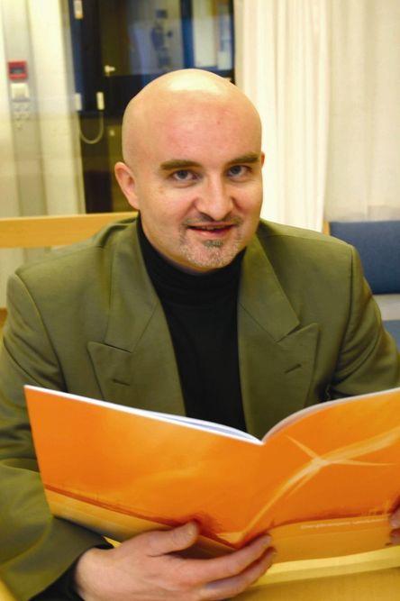 Kristian Pladsen, kommunikasjonsdirektør i EBL,