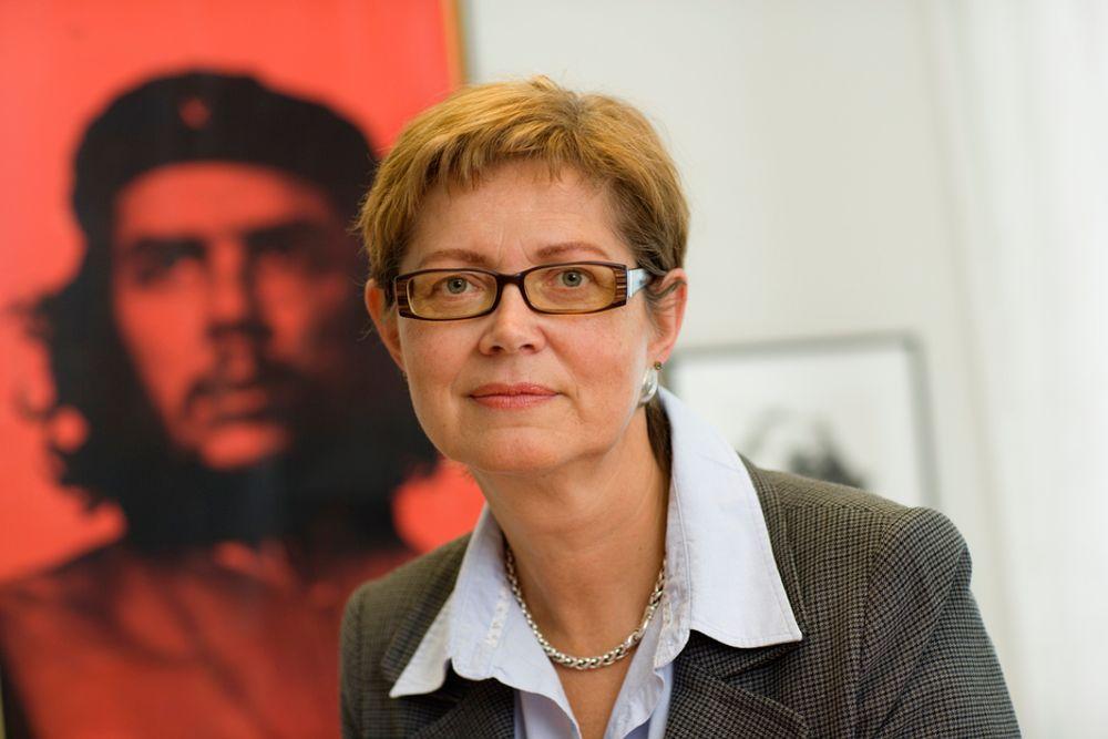LO-sekretær Ellen Stensrud
