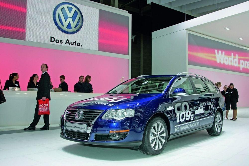 Dieselbilene fra Volkswagengruppen i USA slipper ut mer NOx enn miljøtestene tyder på.