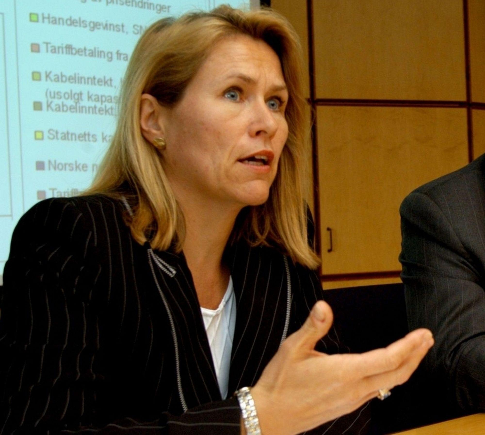 EXIT: Grete Faremo forlater programvareselskapet til Bill Gates. Etter å vært bistandsminister, justisminister og olje- og energiminister - blir hun neppe arbeidsledig lenge.