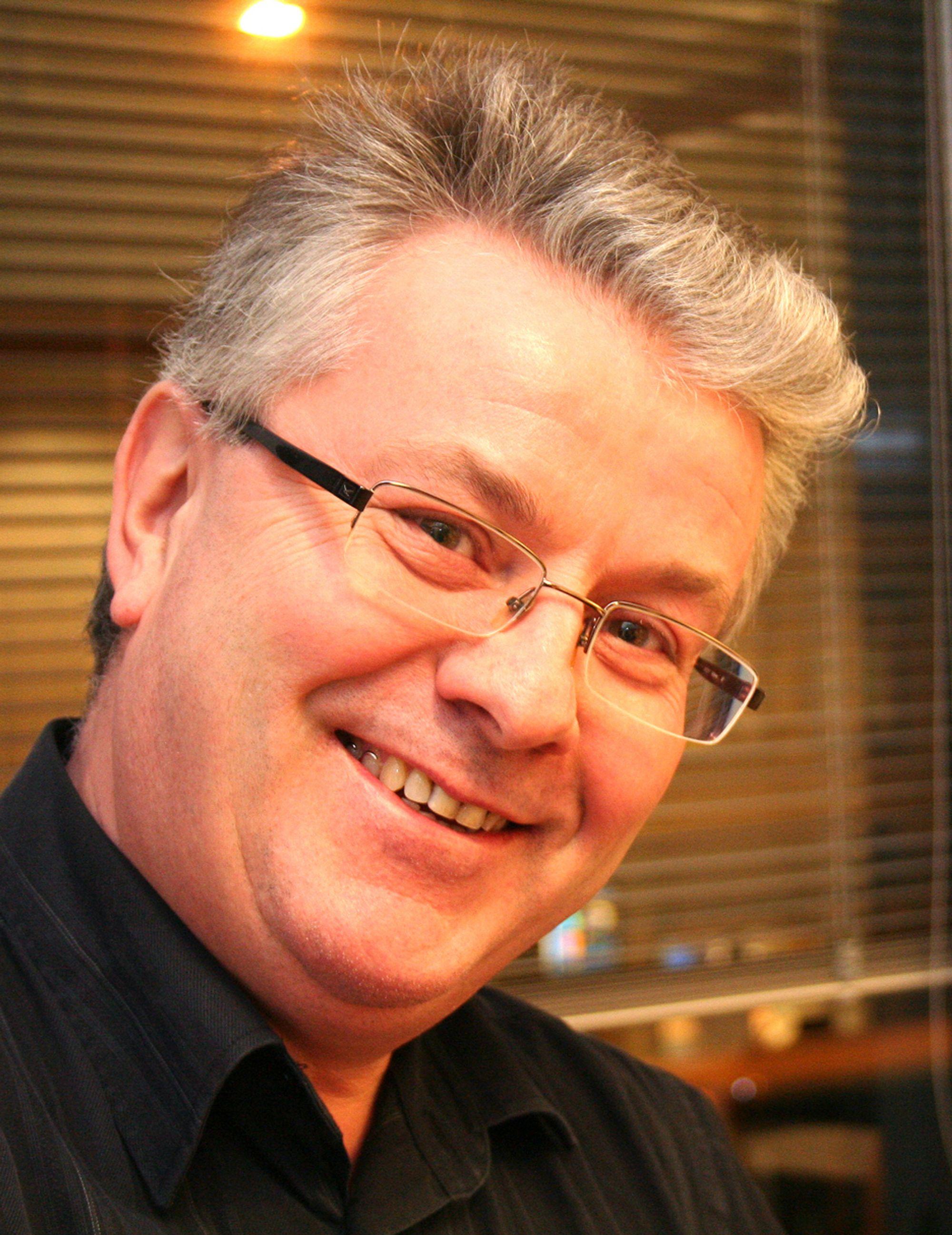 Harald Botnevik (56), daglig leder og styreleder i Yahoo Technology Norway, kunne ha bommet med yrkesvalget. Han valgte nesten et yrke han absolutt ikke kunne ha tenkt seg i dag.