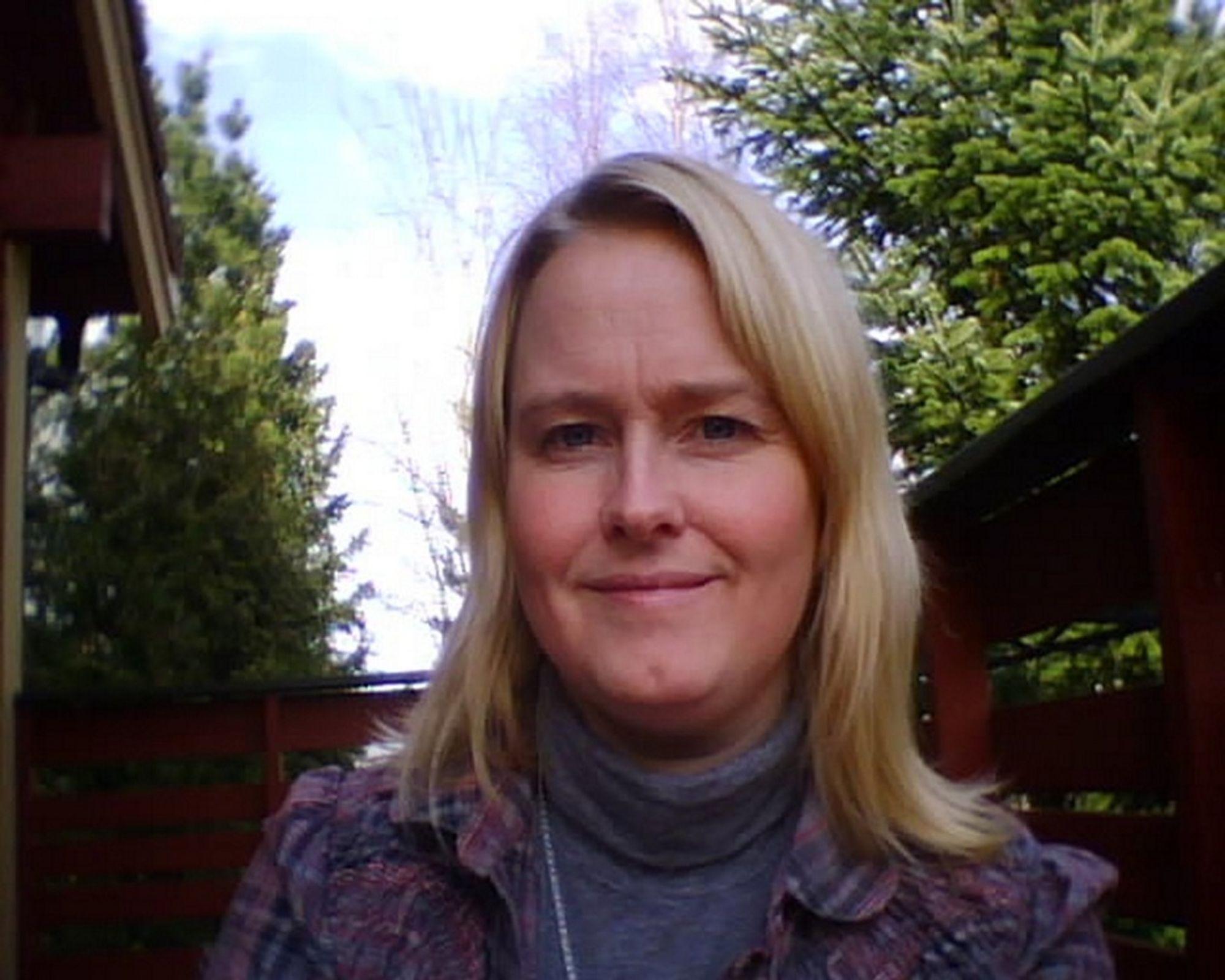 Anita Elverhøy på Stathelle vant ble trukket ut som vinner av førstepremien blant deltakerne i Studentundersøkelsen 2008.