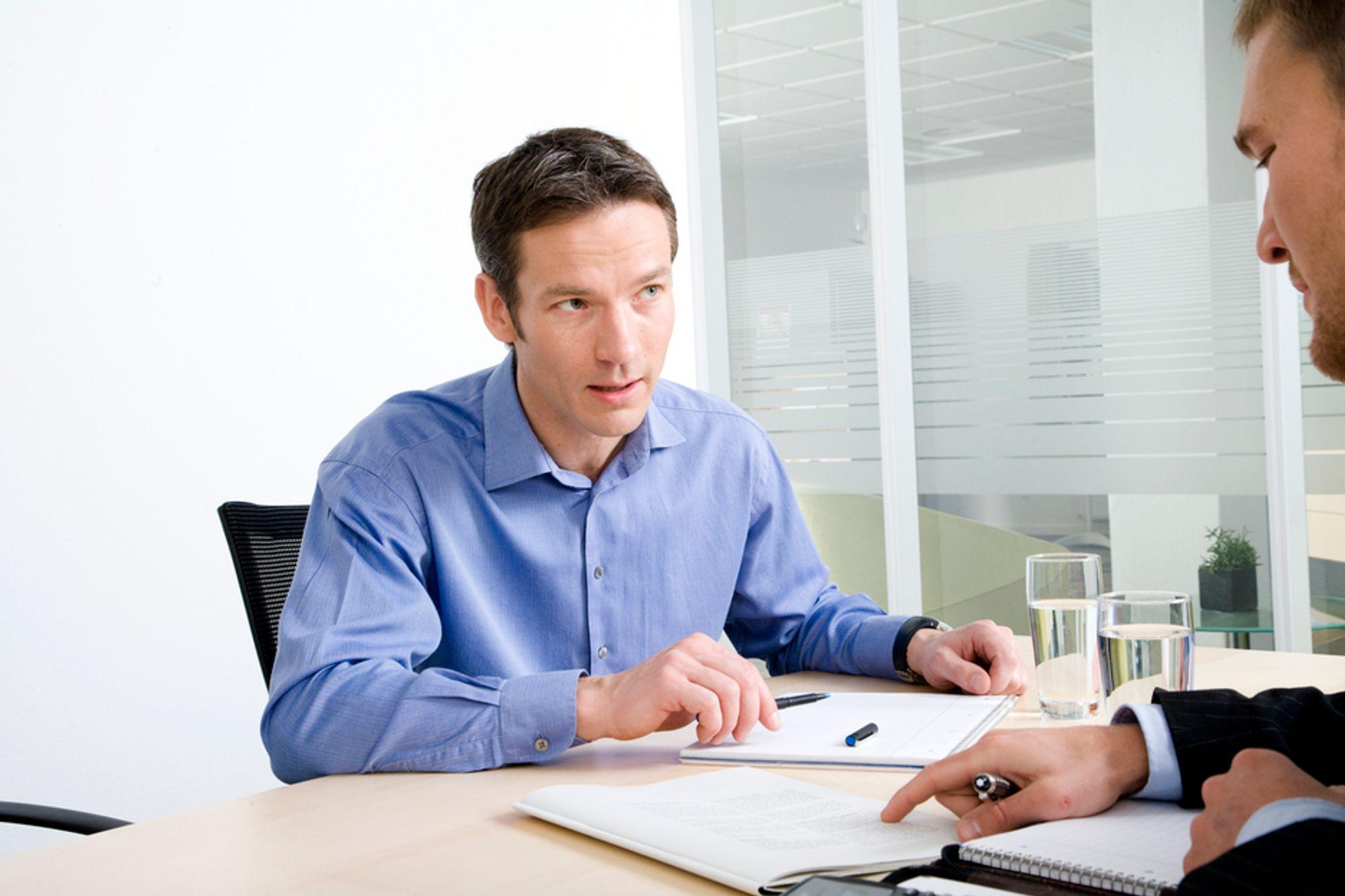 TALL: Er menn flinkere til å skaffe seg jobb?