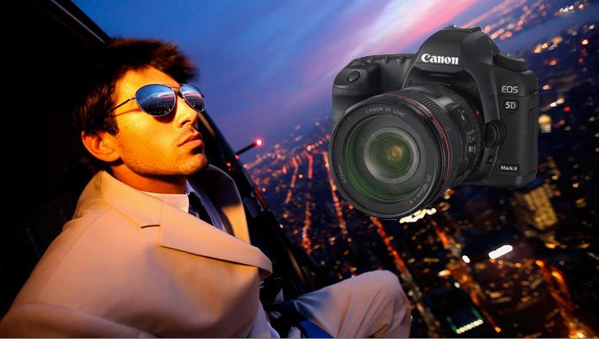 - Mark II vil endre fotoindustrien