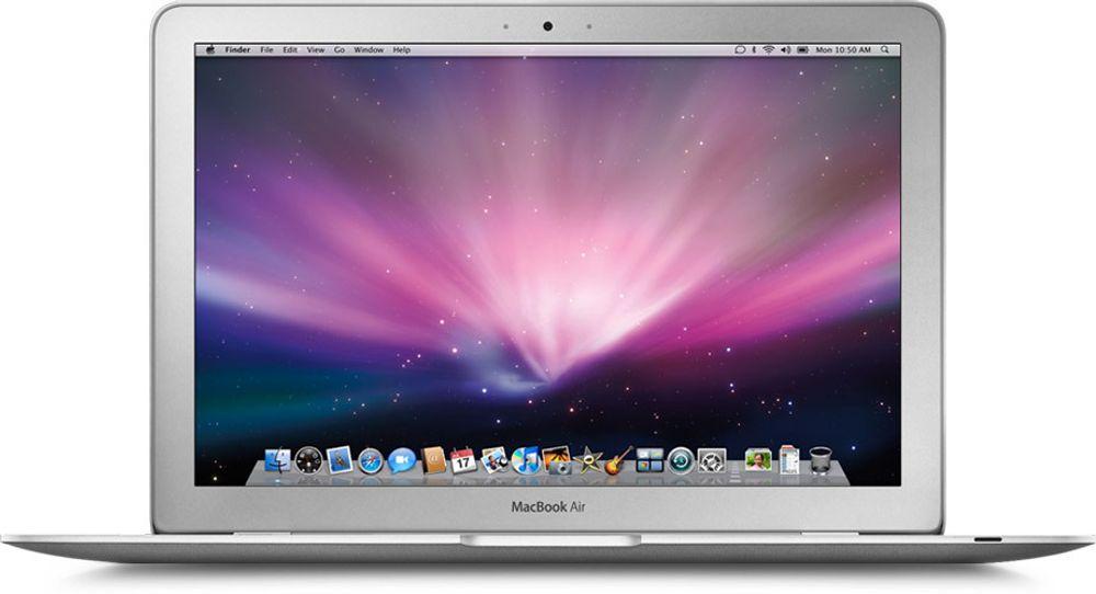 MacBook Air - slik ser den ut.