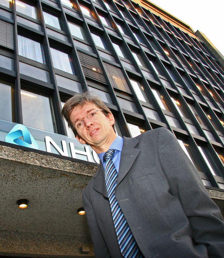 Paul Chaffey, administrerende direktør i Abelia.
