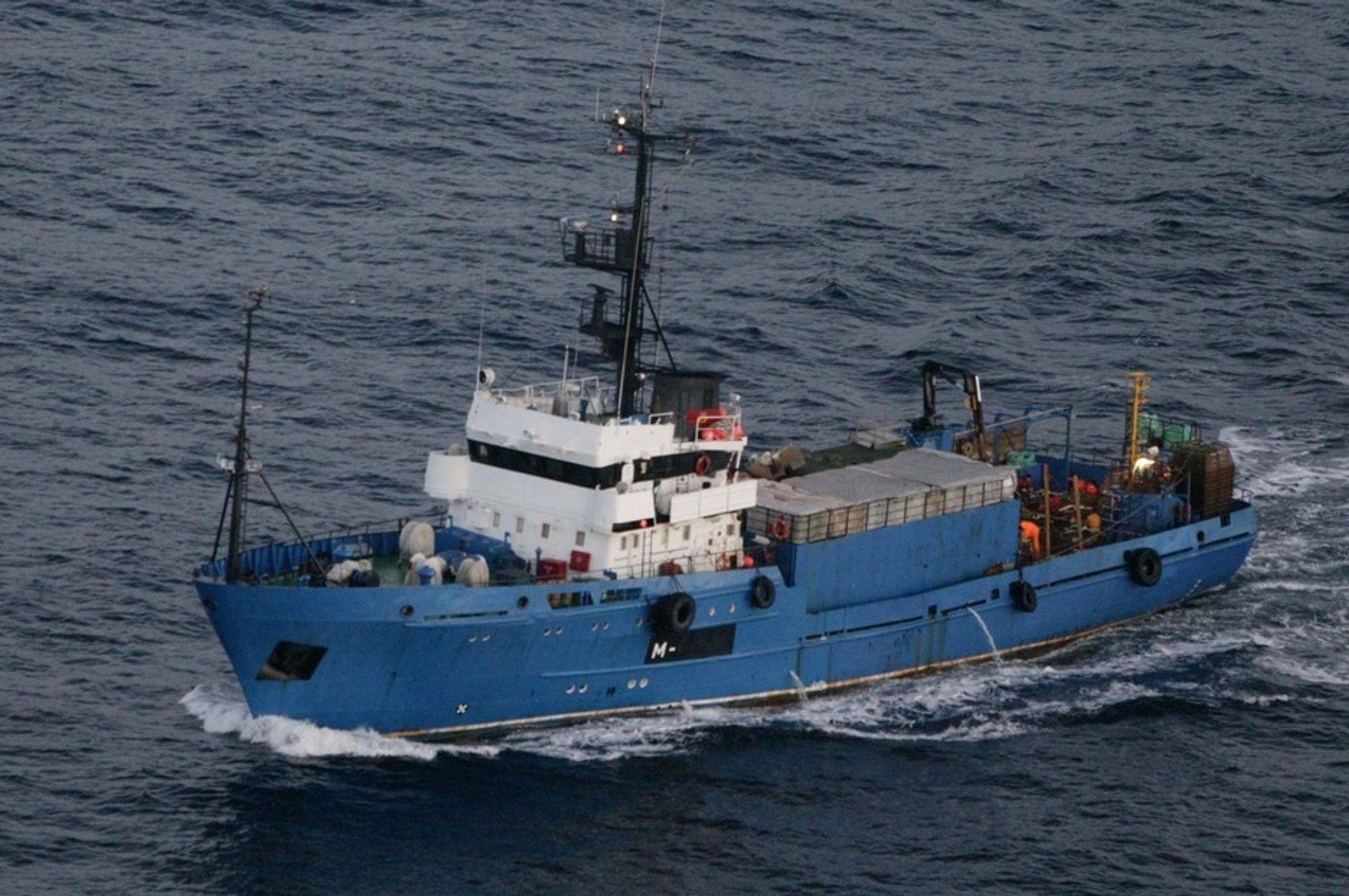 Skal tas. Ulovlig fiske skal avsløres lettere med en samordnet overvåking av den europeiske kysten.