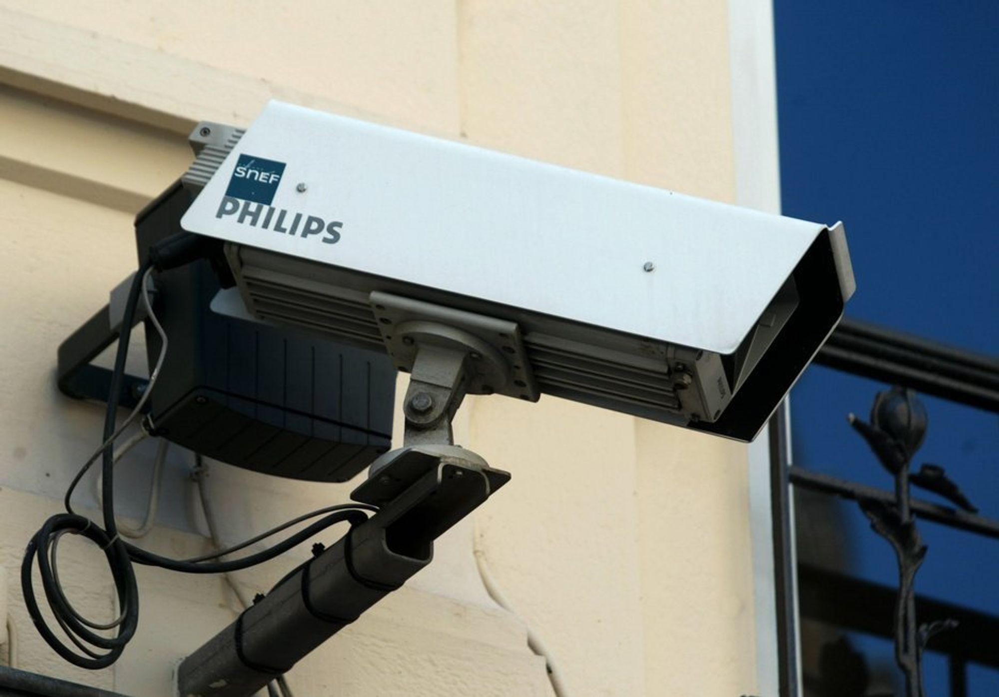 VIDEO: En av fire blir overvåket av kameraer, men ifølge Fafo opplever mange denne typen overvåking som trygghetsskapende.