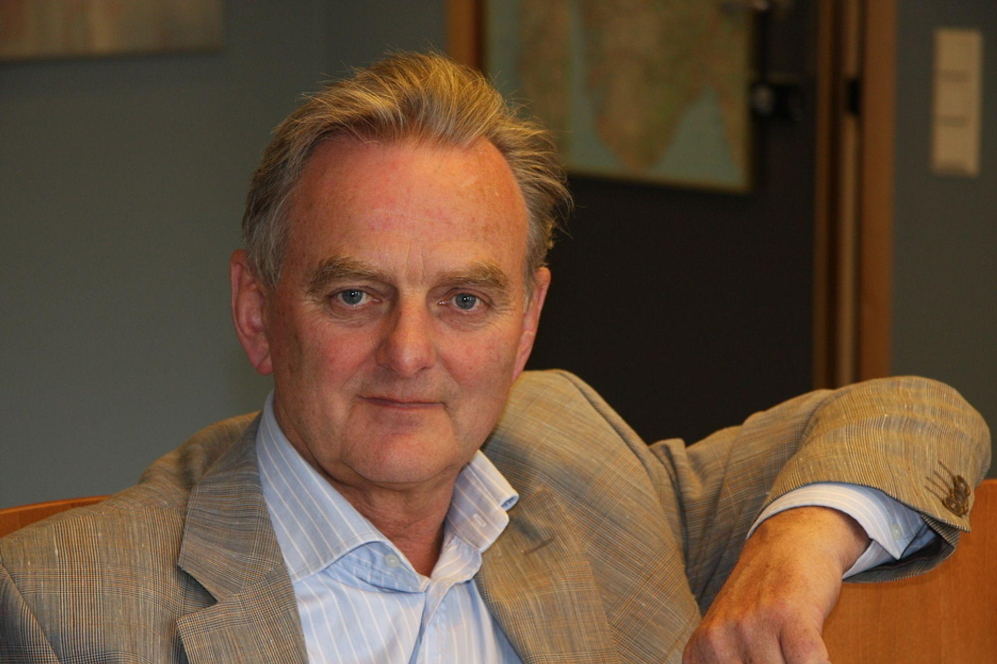 Industripolitisk direktør Svein Sundsbø i Norsk Industri.