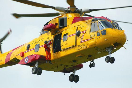 EH101 - redningshelikopter