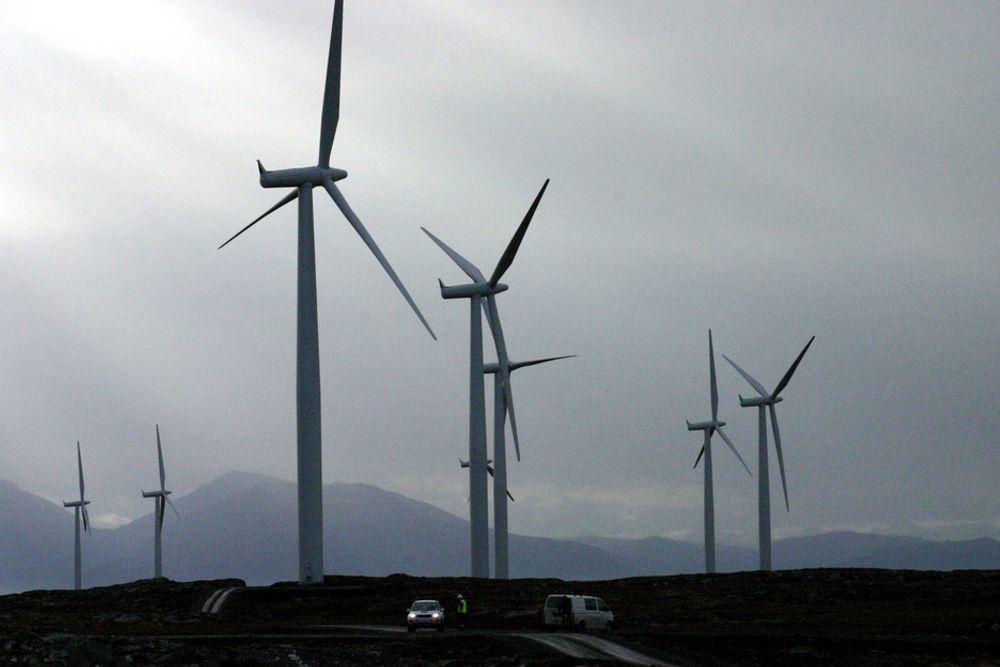 VISJONER LAGT I SKUFFEN: En hemmeligholdt rapport konkluderer med at Danmark kan redusere sine klimagassutslipp med 30-40 prosent innen 2020, blant annet ved hjelp av en storstilt satsing på vindkraft.