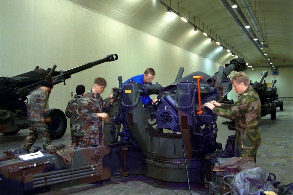 Logistikkprosjektet i Forsvaret skal gi gevinster både i kroner og kvalitet.