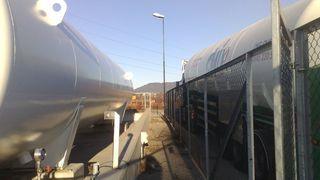 Importerer norsk gass fra Storbritannia