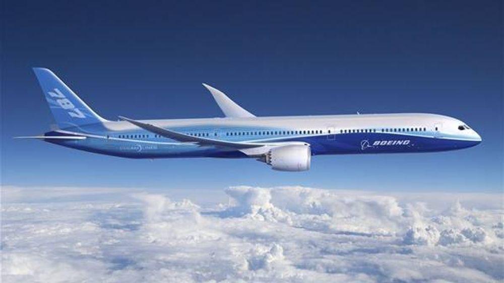 SNART KLAR: Boeings 787 Dreamliner skal være ferdig før året er omme.