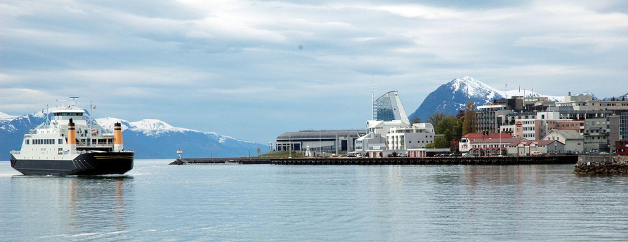 Her i Molde åpner Sweco et nytt lokalkontor som skal dekke hele Møre og Romsdal.