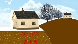 Radonfare for en halv milion nordmenn