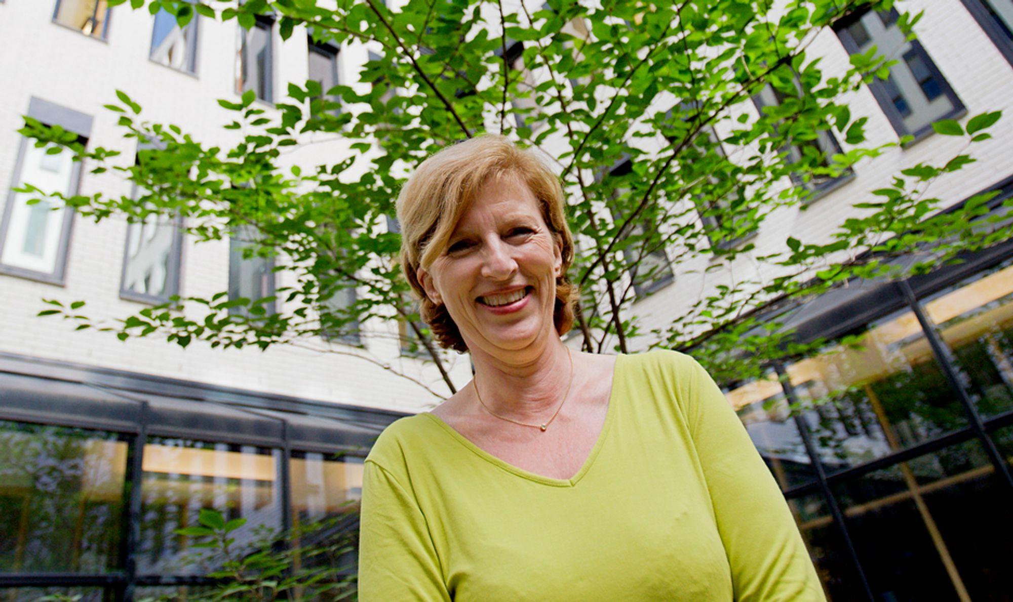 ¿ Jeg tror ikke vi hadde sett den samme høykonjunkturen i den norske økonomien uten økningen i arbeidsinnvandringen, sier UDI-direktør Ida Børresen.