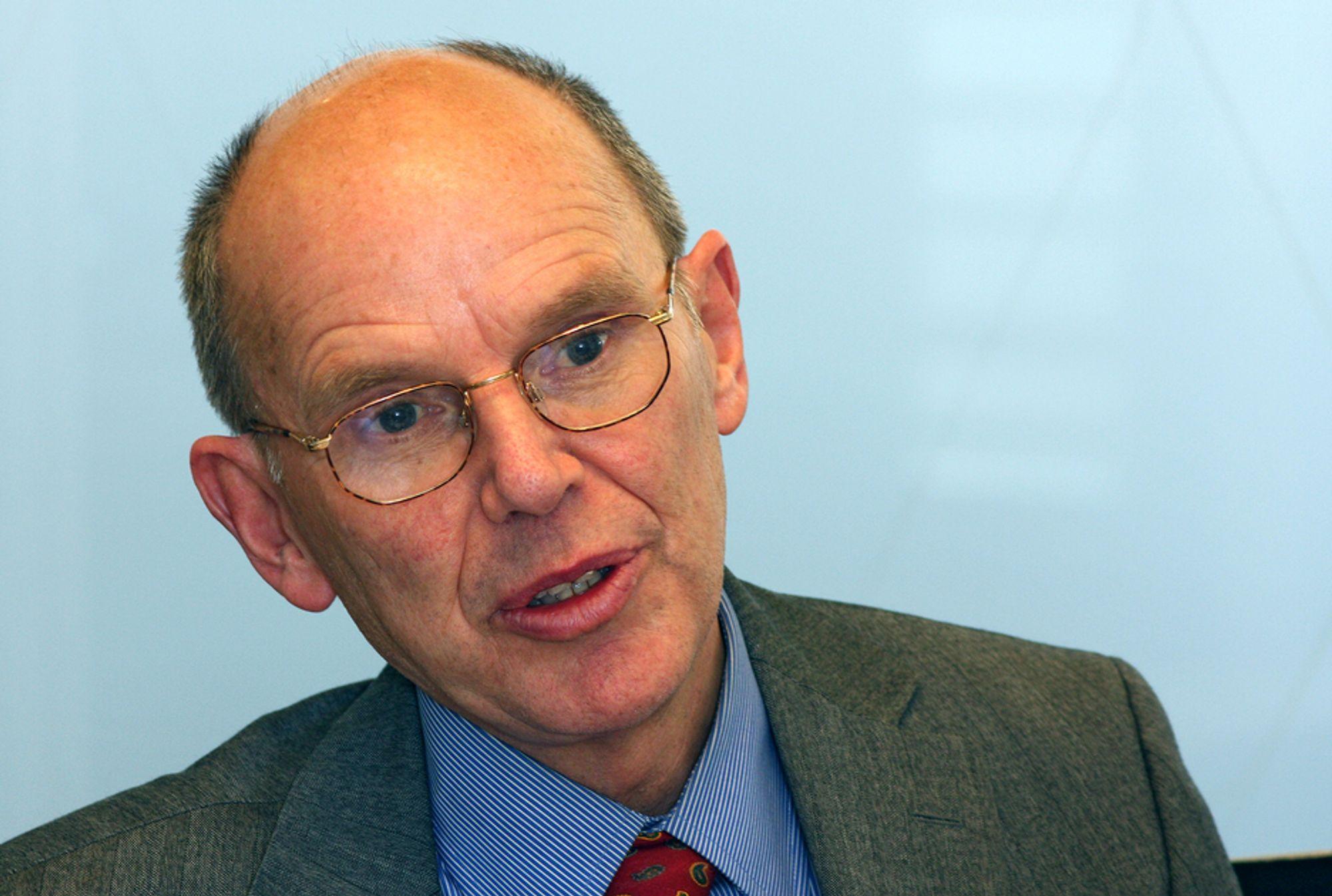 Alf Bjørseth har fått plass i Cleantech Scandinavia's Hall of Fame.