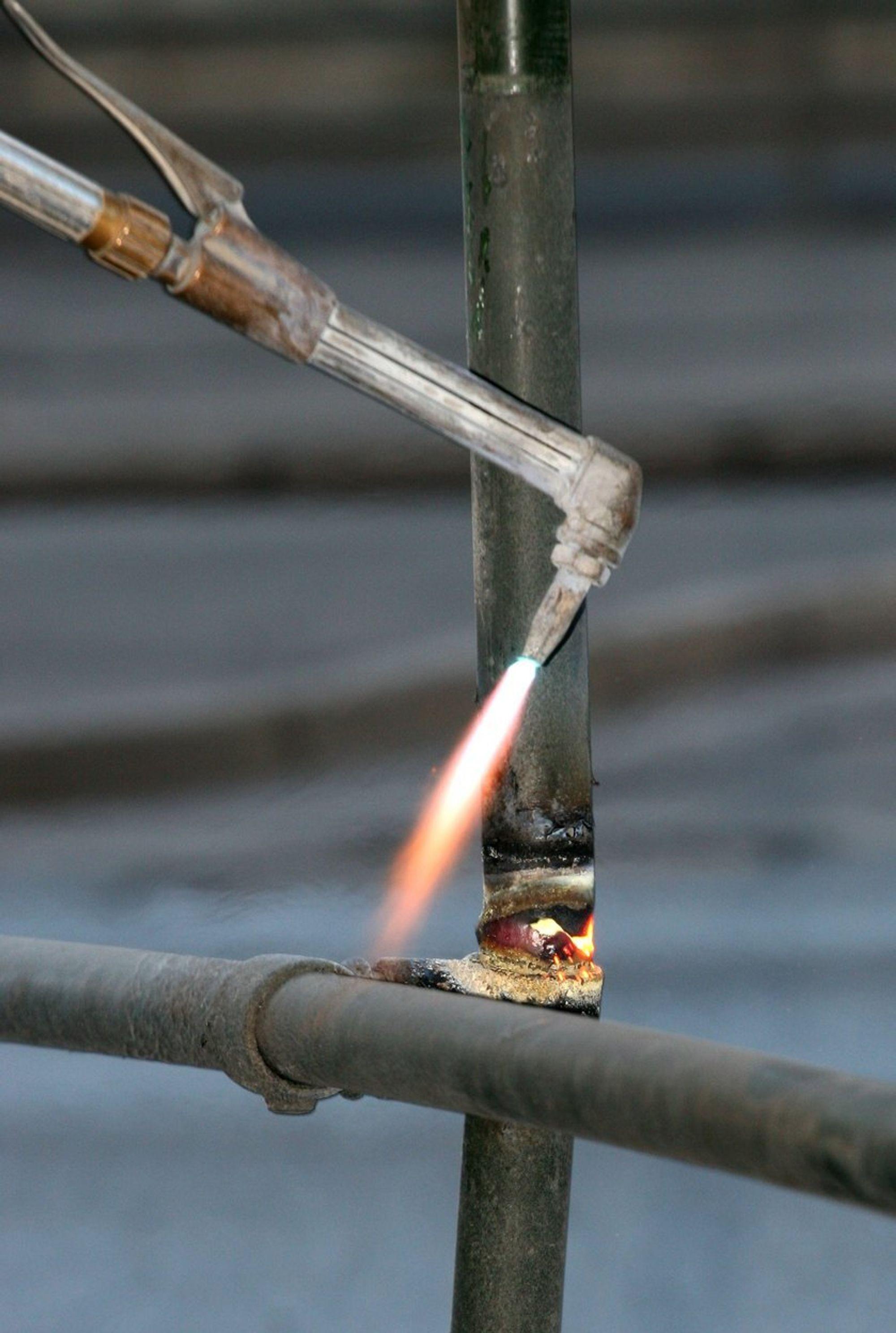 ØKER: Gassbruken i Norge øker, og nå vil aktørene samle seg i egen bransjeforening.