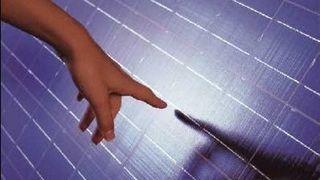 Billigere solceller