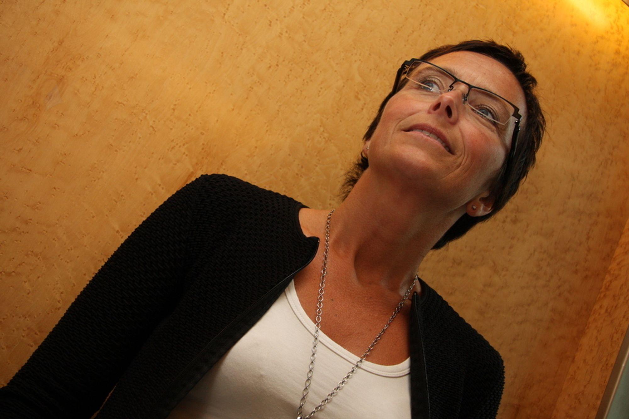 Heidi Grande Røys vil at det offentlige skal håndtere anskaffelser mer profesjonelt.
