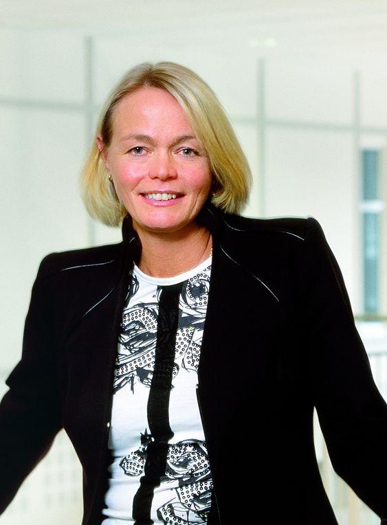 Administrerende direktør Grethe Viksaas, Basefarm.